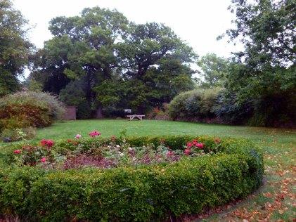 Garten des Ostsee Landhauses Zweedorf (c) Frank Koebsch (1)
