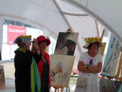 Impressionen vom Ladies Days des Ostsee Meetings 2014 (c) FRank Koebsch (20)