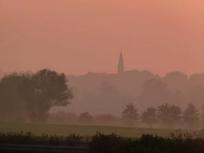 Sonnenuntergang in Spätsommer in Mecklenburg (c) FRank Koebsch (1)
