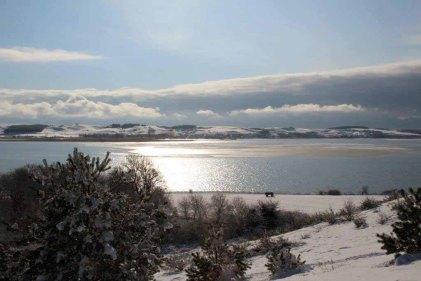 Blick über den winterlichen Bodden bei Middelhagen(c) Jost Grünheid (2)