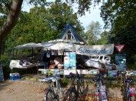 Die Sommergalerie - Touristennepp auf Hiddensee (c) Frank Koebsch (2)