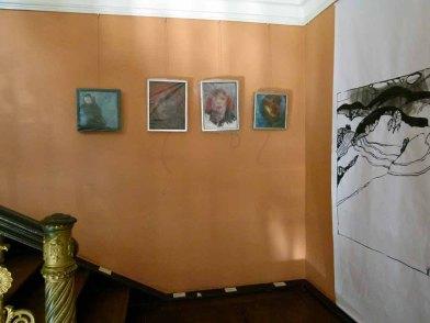 Einblick in die Ausstellungsräume im Schloss Griebenow (c) FRank Koebsch (10)