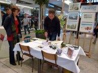 Frank Koebsch erklärt seine Aquarell Malerei