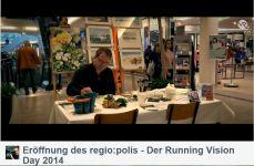 Frank Koebsch im Video von Bert Scharffenberg über die Eröffnung des Festivals regio polis (2)