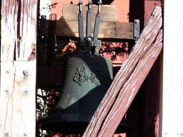 Glocke der Schlosskapelle Griebenow (c) Frank Koebsch