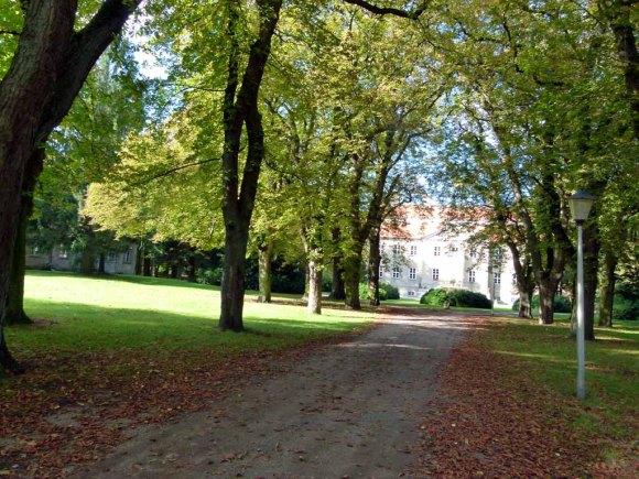 Historische Parkanlage des Schlosses Griebenow (c) FRank Koebsch (8)