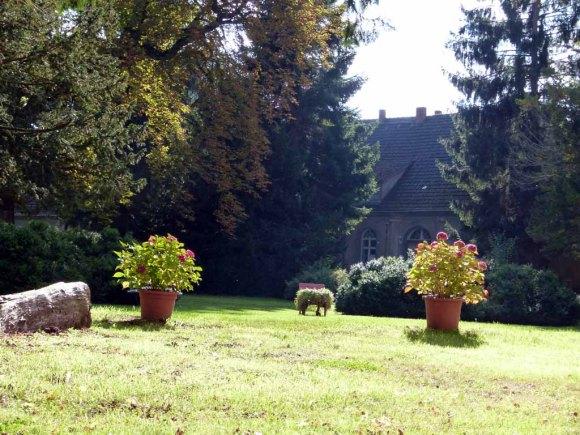 Historische Parkanlage des Schlosses Griebenow (c) FRank Koebsch (9)