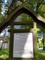 Historische Parkanlage Griebenow (c) FRank Koebsch