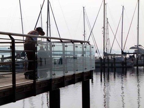 Malreise an die Ostsee - Aquarellieren im Hafen von Rerik (c) Frank Koebsch (3)
