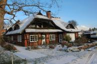 TO HUS - Ferienwohnungen der Fam. Grümheid im Winter