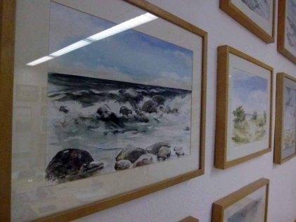 Aquarelle von Max Struwe (c) Frank Koebsch (2)