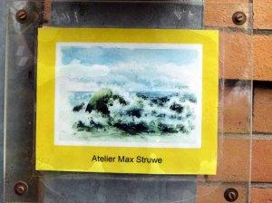 Atelier von Max Struwe in Warnemünde (c) Frank Koebsch