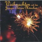 Cover der CD - Weihnachten mit den Jungen Chören München
