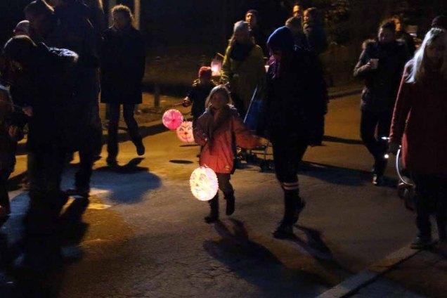 Laternenumzug während der Rostocker Lichtwoche(c) FRank Koebsch (3)