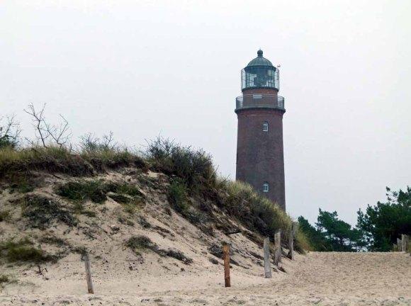 Leuchtturm am Darßer Ort (c) Frank Koebsch (3)