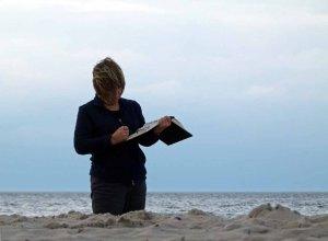 Skizzieren am Ostseestrand von Nienhagen (c) Frank Koebsch (3)