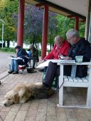 Wir malen Herbstaquarelle auf Doberaner Kamp (c) Frank Koebsch (2)
