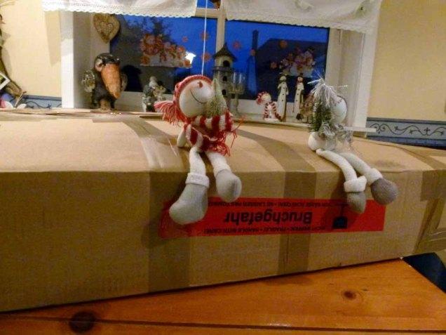 Aquarelle als Geschenke in der Weihnachtszeit (c) Frank Koebsch (1)