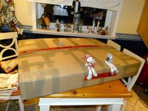 Aquarelle als Geschenke in der Weihnachtszeit (c) Frank Koebsch (2)