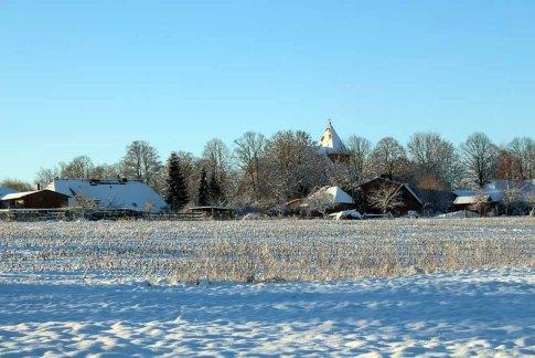 Ein Wintertraum in Sanitz (c) Frank Koebsch