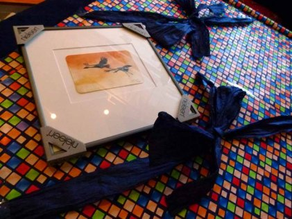 Geschenkverpackungen für Aquarelle (c) FRank Koebsch (1)