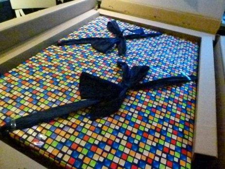 Geschenkverpackungen für Aquarelle (c) FRank Koebsch (3)