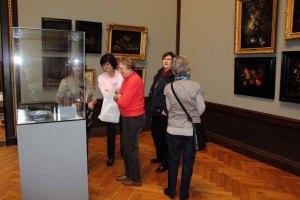 Konsultation - Wie haben die Alten Meister Portrait gemalt (c) FRank Koebsch