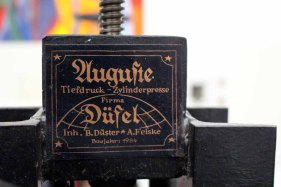 kreative Werkzeuge in der Galerie Alte und Neue Meister Schwerin (c) Frank Koebsch (2)