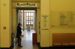 Kunstpause in der Galerie Alte und Neue Meister Schwerrin (c) Frank Koebsch