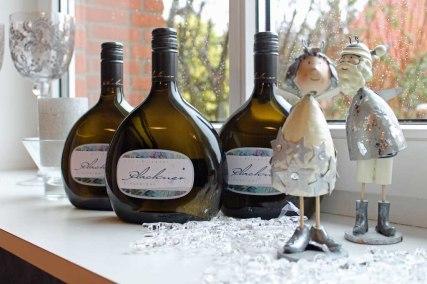 Plackner Weine 2013 zu Weihnachten (c) Frank Koebsch