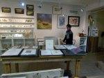 unsere Winteraquarell in der Galerie Severina (c) FRank Koebsch (3)