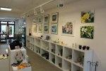Frühlingsaquarelle in der Galerie Severina (1)