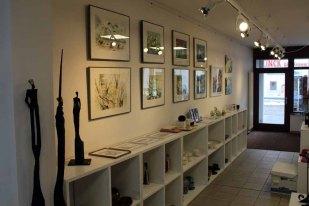 Frühlingsaquarelle in der Galerie Severina (2)