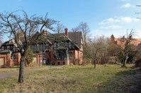 alte Obstbäume in der Schlossgaertnerei Wiligrad (c) FRank Koebsch