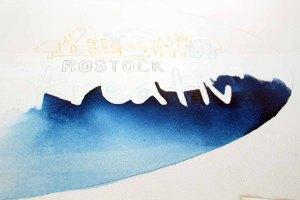 Die Leinwand für Rostock Kreativ 2015 ensteht (c) Frank Koebsch (1)