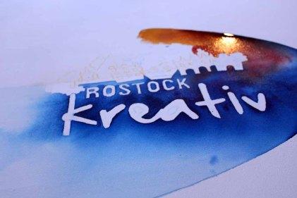 Die Leinwand für Rostock Kreativ 2015 ensteht (c) Frank Koebsch (4)