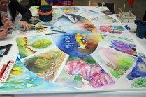 Diskussionen über das letzte Detail - Rostock kreativ 2015 (1)