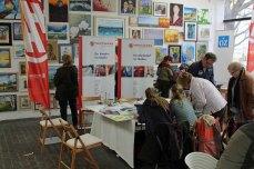 gemeinsames Malen mit Frank Koebsch bei Rostock kreativ (1)