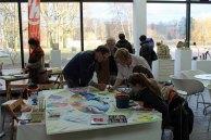 gemeinsames Malen mit Frank Koebsch bei Rostock kreativ (2)