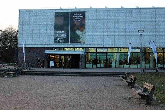 Kunsthalle Rostock am Abend der Eröffnung Rostock kreativ (c) Frank Koebsch (1)