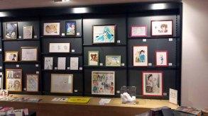 Manga Ausstellung bei Hugendubel Rostock (c) Frank Koebsch (1)