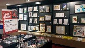 Manga Ausstellung bei Hugendubel Rostock (c) Frank Koebsch (2)