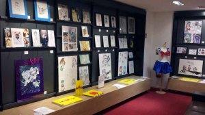 Manga Ausstellung bei Hugendubel Rostock (c) Frank Koebsch (3)