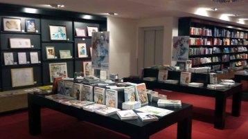 Manga Ausstellung bei Hugendubel Rostock (c) Frank Koebsch (4)