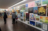 Rostock kerativ 2015 - mit einer Beteiligung von 713 Hobbykünstlern (c) Frank Koebsch (3)