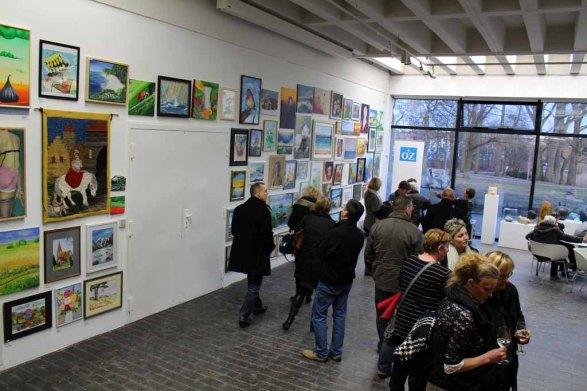 Rostock kerativ 2015 - mit einer Beteiligung von 713 Hobbykünstlern (c) Frank Koebsch (7)