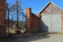 Schmiede Kunst in der Schlossgaernterie Wiligrad (c) Frank Koebsch