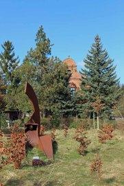 Skulptur - LIEGEND LIEBEND von Klaus Duschat © Frank Koebsch (1)