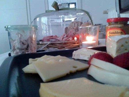 Frühstück in der Alten Büdnerei Kühlungsborn (1)