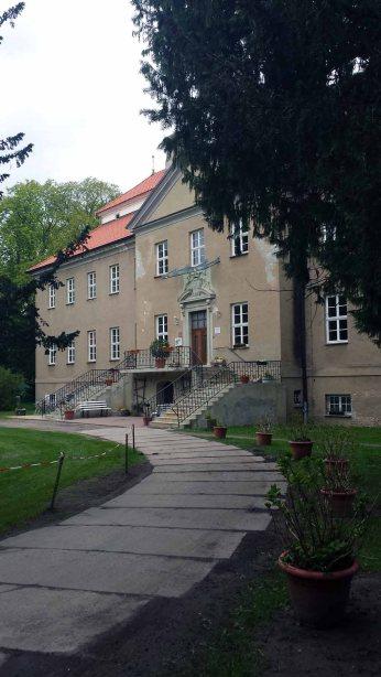 Schloss Griebenow (c) Frank Koebsch